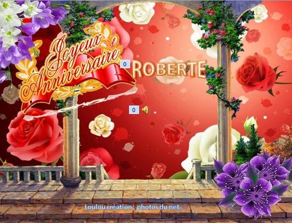 Joyeux Anniversaire Roberte Le 2 10