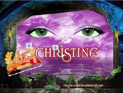 Joyeux Anniversaire Christine Le 23 05