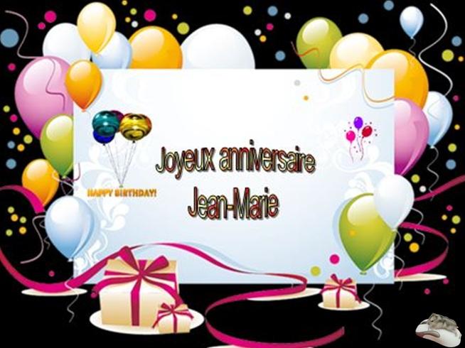 Joyeux Anniversaire Jeanmie Pps Doremi