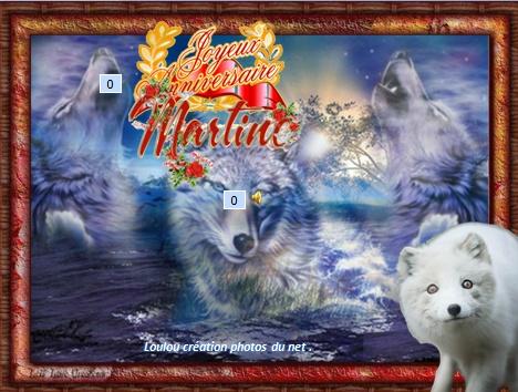 Joyeux Anniversaire Martine 17 12 2017